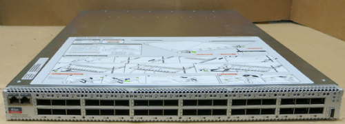 Sun Oracle 541-3495 Datacenter Infiniband IB QDR 36 1U 36 Port Server Switch